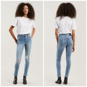 Levi's Made & Crafted 721 SELVEDGE HIGH RISE JEANS